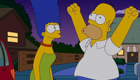 This Graphic Captures The True Greatness Of 'Simpsons' Voice