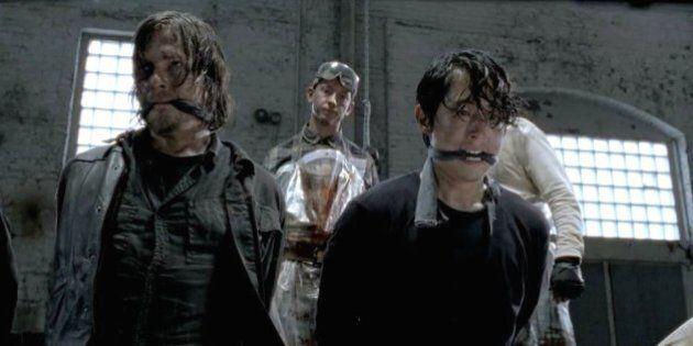 'The Walking Dead' Season 5 Premiere Recap: Trouble In