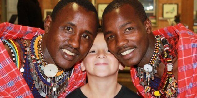 The Last Maasai Warriors: Wilson And Jackson Reveal Their Tribe's Past And
