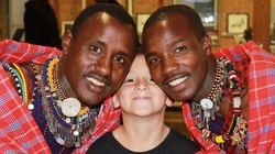 Wilson And Jackson, The Last Maasai Warriors, Reveal Their Tribe's Past And