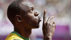 Bolt's Slow Start Still Ends With A Win In 100 Metre