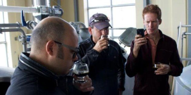 Barenaked Ladies Beer: Band Launching Chocolate-Flavoured 'BNL Strong
