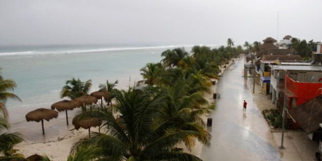 Hurricane Ernesto: Canada Yucatan Travel Warning Issued By Foreign