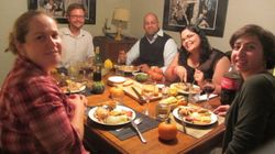 Would You Invite A Total Stranger To Your Thanksgiving