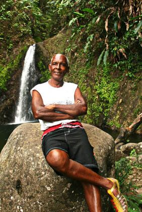 My Hike With a Grenadian