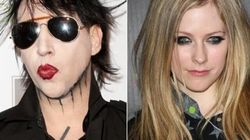 Marilyn Manson Clarifies Avril Lavigne Dating