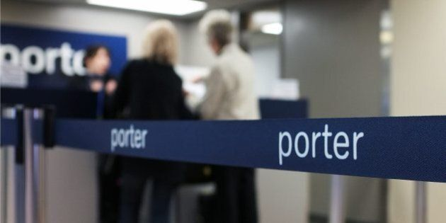 Porter Airlines Outage: Flights Cancelled Over 'System-Wide'