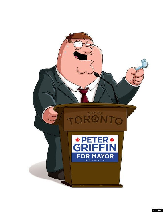 Rob Ford 'Family Guy' JFL42 Photo Is Allegedly Pretty