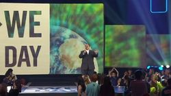 We Day Toronto: MLK III Shares A Secret With We