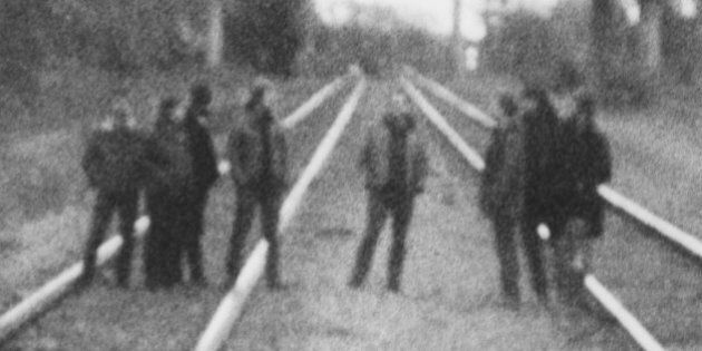 Polaris Prize 2013 Winner Godspeed You! Black Emperor Slam Polaris