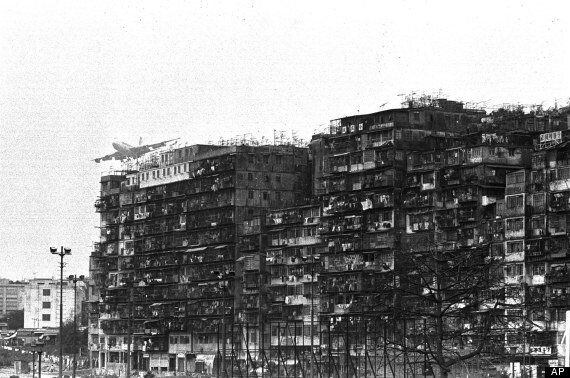 Kowloon Walled City Rebuilt In Japan As Arcade, Theme Park