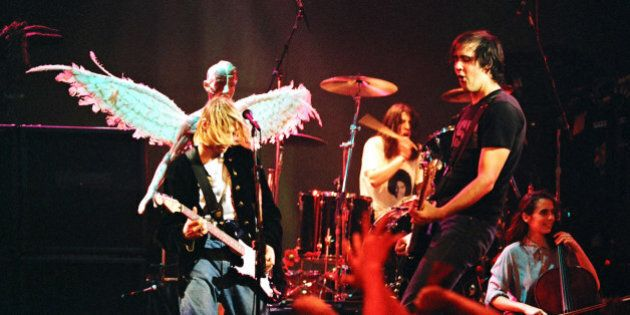 Nirvana's Krist Novoselic On 'In Utero' Compromises, How The Doors Influenced 20th Anniversary
