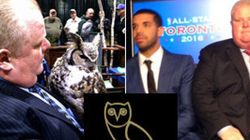 Rob Ford And Drake Are Obviously Illuminati Owl
