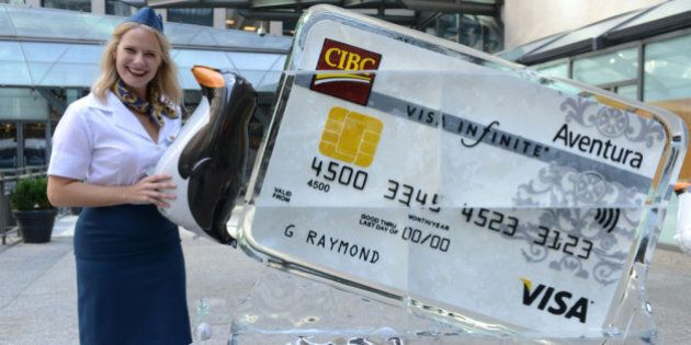 CIBC Aventura Travel Rewards Card Offers Points Redeemable With Any