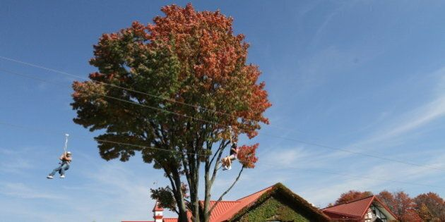 Autumn Leaves Galore! 10 Spots For For Adventurous Fall Picture Takers