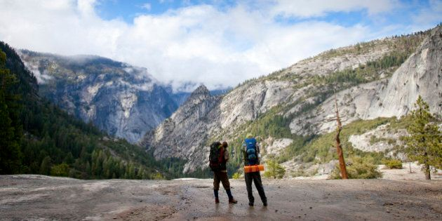 US National Parks Asks Tourists To Leave Parks In Light Of