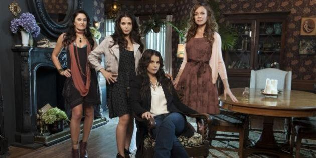 'The Witches Of East End': Cast Talks Details Of Lifetime