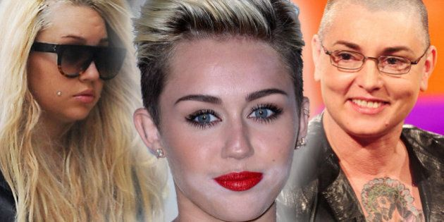 Sinead Miley Feud Gets Even Uglier With O'Connor's Furious Response To Cyrus'