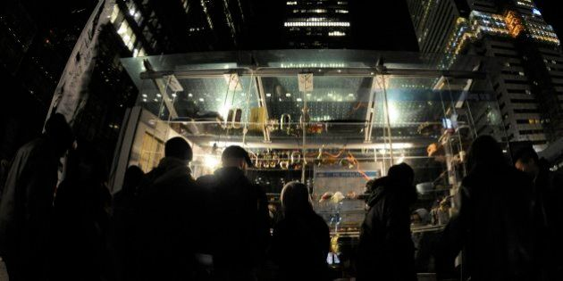 Scotiabank Nuit Blanche 2013: TTC, GO Transit To Run Extended
