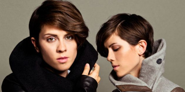 Tegan and Sara Create 'Marriage Equality' Ice Cream