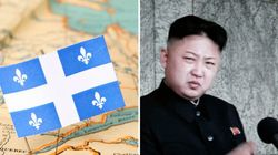 NatGeo Lumps Quebec With North