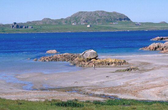 Ancient Iona, a Mystical Island For
