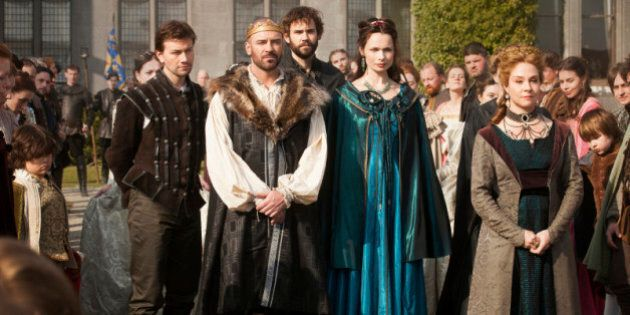 'Reign' Cast Gets Down And Dirty With Details On Royal TV