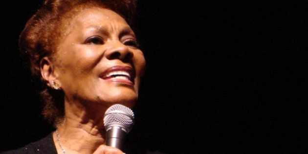 Dionne Warwick Hacked By Anonymous.. For Some