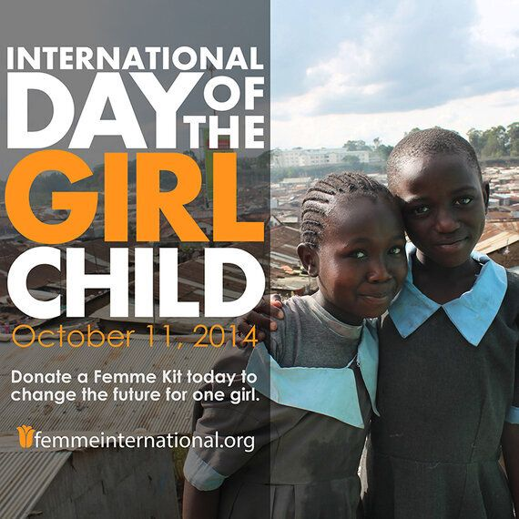 International Day of the Girl Child Is About Empowering