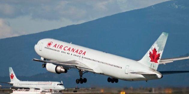 Air Canada Sex Act Case Being Heard In Dartmouth