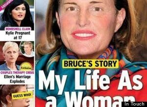 Russell Brand Calls Out Bruce Jenner Magazine Cover As