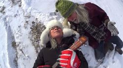 This Is The Pro-Tobogganing Anthem You've Been Looking