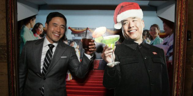 Randall Park seen at Columbia Pictures World Premiere