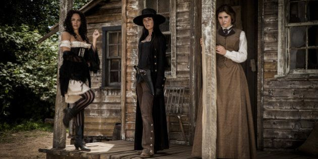CBC Goes Dark With 'Strange