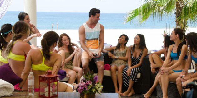'Bachelor Canada' Episode 3 Recap: Ocean Fun And Dancing