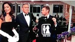 Ryan Seacrest Gives George Clooney A Wedding Present, World