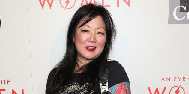 BEVERLY HILLS, CA - MAY 10: Actress Margaret Cho attends The L.A. Gay & Lesbian Center's 2014 An Evening...