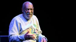 Cosby Audience Gasps, Then Applauds After 'Drinking Around Me'
