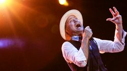Tragically Hip Announce Most Canadian Concert