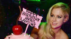 Chad Skipped Avril's 30th Birthday
