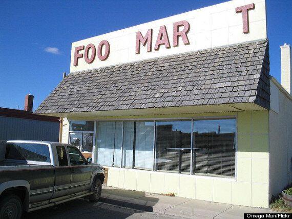 'Corner Gas' Landmark Foo Mart Burns To The
