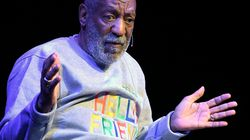 Protesters Shout 'Shame' Outside Cosby Concert In