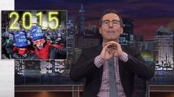 Watch John Oliver Convince You NYE Is 'THE