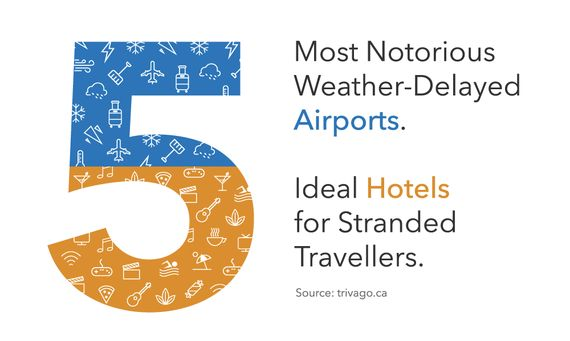 Grounded? The Five Best Airport Hotels for Stranded