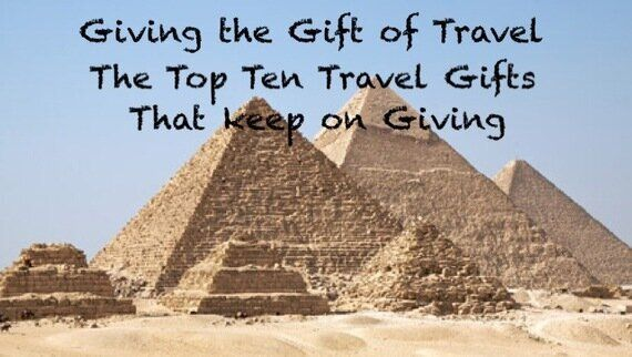Give the Gift of Travel This Holiday