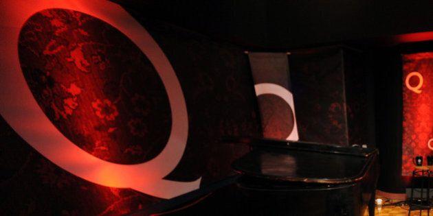 TORONTO, ON - MAY 6: Jian Ghomeshi, host of CBC-Radio morning show, Q, in the Q studio at CBC. (Rick...