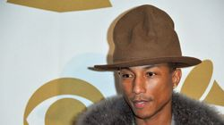 Pharrell (And His Hat) Ruled