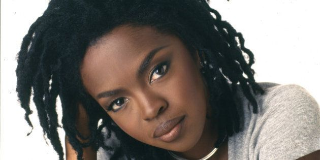 Portrait of American pop and rhythm & blues musician Lauryn Hill, 1998. (Photo by Anthony Barboza/Getty