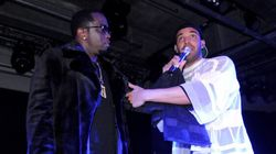 Diddy Reportedly Punched Drake In Miami Club