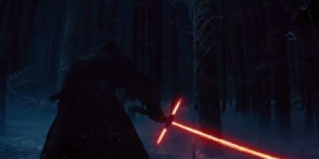 The 'Star Wars: Force Awakens' Trailer Is Here - And It Is